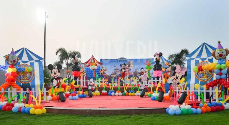 New Year Party Decoration Annual Day Function Planner School